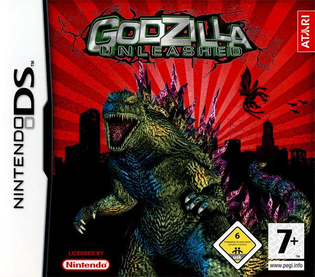 Godzilla Unleashed DS