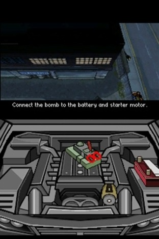 Grand Theft Auto : Chinatown Wars DS - Screenshot 52