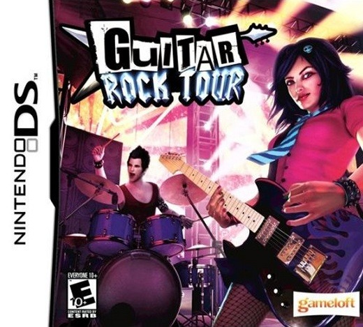 Guitar Rock Tour (Europe) [FR] [NDS] [FS]