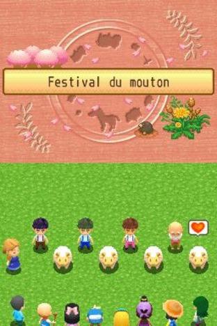 Images page 7 Harvest Moon : L'Archipel du Soleil - Nintendo DS