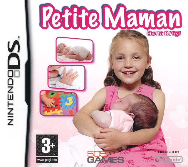 petite maman sur nintendo ds. Black Bedroom Furniture Sets. Home Design Ideas
