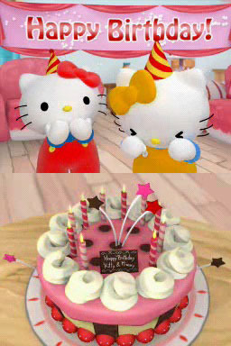 Hello Kitty : Birthday Adventures