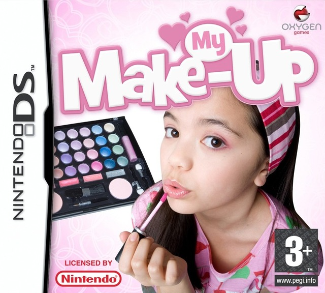 le maquillage de julie sur nintendo ds. Black Bedroom Furniture Sets. Home Design Ideas