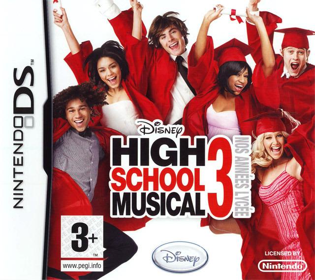 High School Musical 3 Senior Year [Demzz23] NDS NTSC ( Net) preview 0