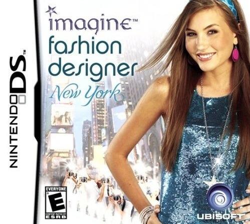 Imagine Fashion Designer New York Ds