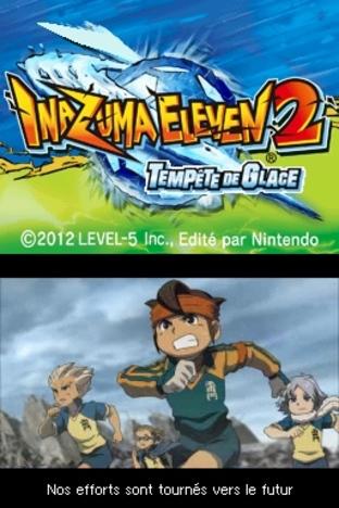 Test Inazuma Eleven 2 : Tempête de Glace Nintendo DS - Screenshot 125