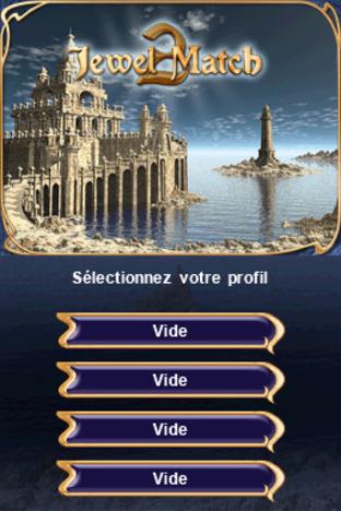 Test Jewel Match 2 Nintendo DS - Screenshot 3.