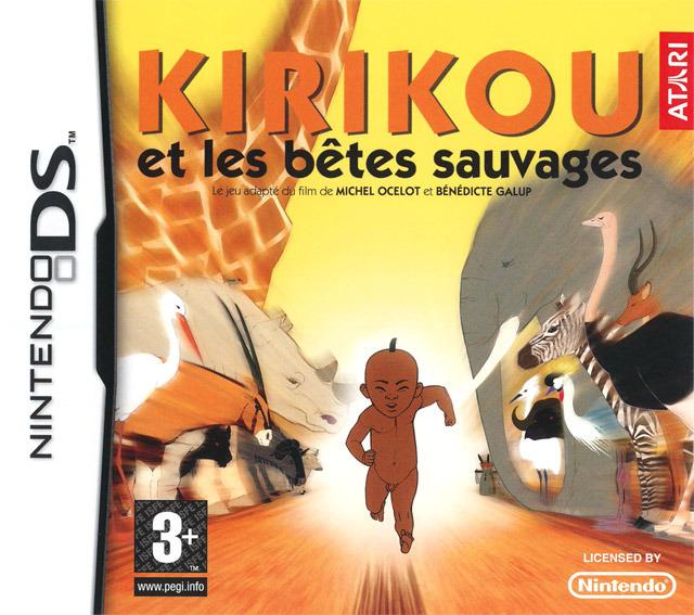 Kirikou et les Bêtes Sauvages DS