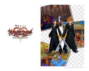 Kingdom Hearts : 358/2 Days DS - Screenshot 317
