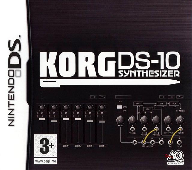 korg DS