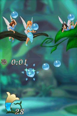 La Fée Clochette et le Trésor Perdu - Nintendo DS Image 12 sur 49