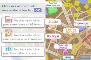 Test La Maison du Style Nintendo DS - Screenshot 33