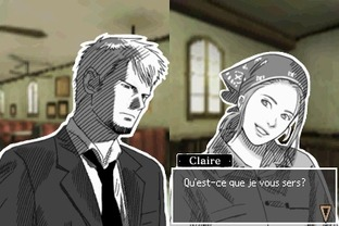 Test Last Window : Le Secret de Cape West Nintendo DS - Screenshot 46
