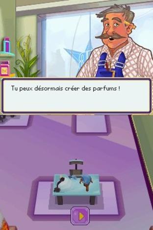 Fiche complète Léa Passion Ma Boutique de Rêve - Nintendo DS