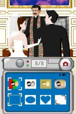 L a passion mariages de r ves sur nintendo ds for Lea passion decoration