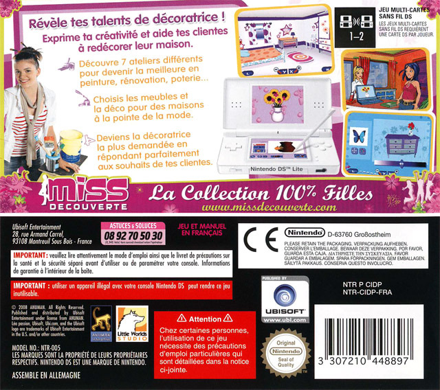 D tails du torrent ds l a passion d coration t411 for Lea passion decoration