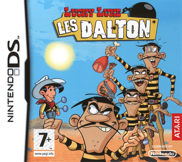 Lucky Luke : Les Dalton (E) [US]