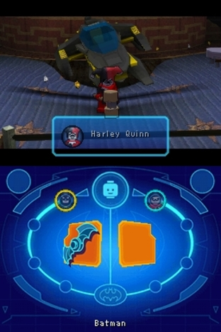 Test LEGO Batman 2 : DC Super Heroes Nintendo DS - Screenshot 16