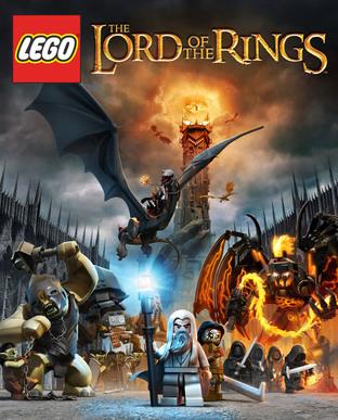 Images LEGO Le Seigneur des Anneaux Nintendo DS - 2