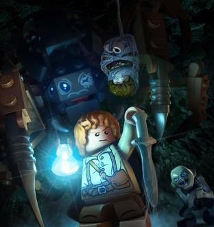 Images LEGO Le Seigneur des Anneaux Nintendo DS - 3