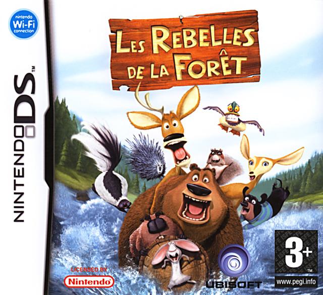 Les Rebelles de la Forêt DS