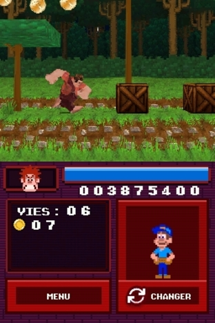 Images Les Mondes de Ralph Nintendo DS - 2