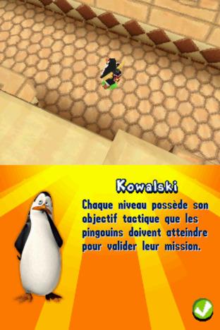 de Les Pingouins de Madagascar : Le Docteur Blowhole est de Retour