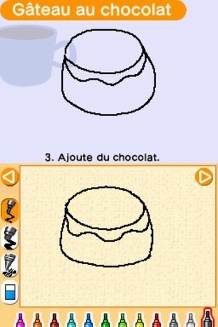 Test Let's Draw Nintendo DS - Screenshot 10