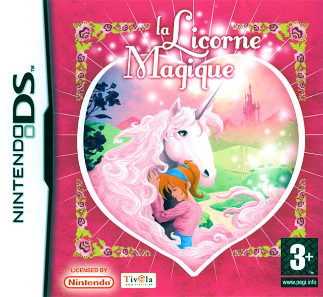 La Licorne Magique DS