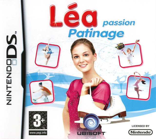 Léa Passion Patinage DS