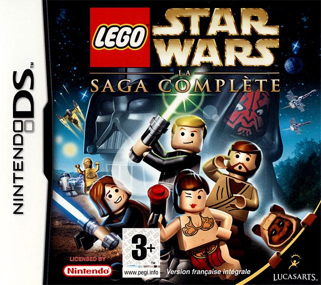 Lego Star Wars : La Saga Complète[HF]