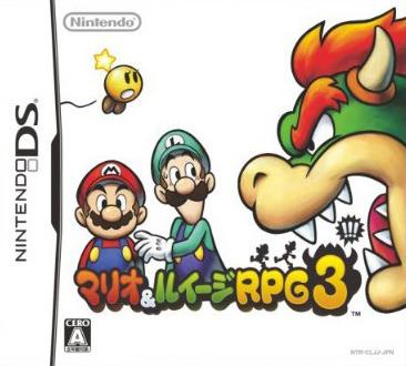 Mario & Luigi 3 M00lds0f