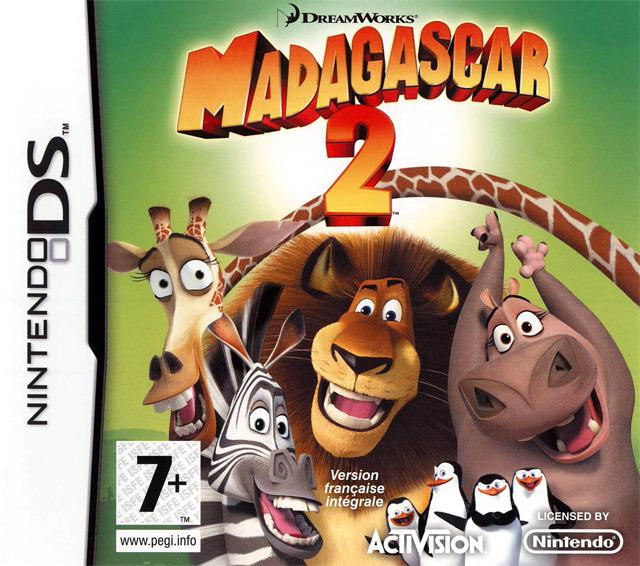 Madagascar 2 DS
