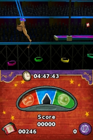 Test Madagascar 3 : Bons Baisers d'Europe Nintendo DS - Screenshot 2