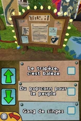 DS ] Madagascar 3 - Bons Baisers d'Europe - EXiMiUS - MULTi7 URL