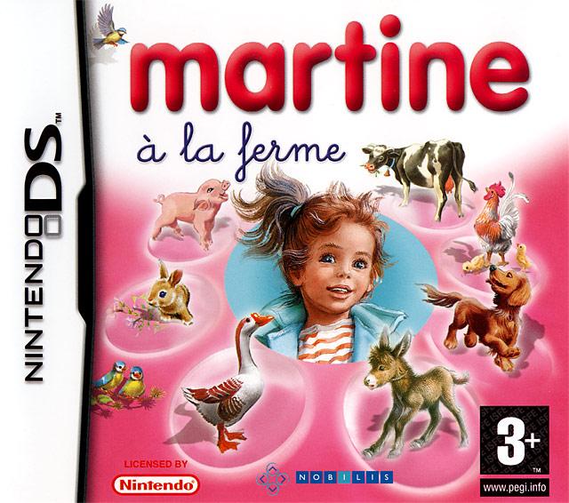 Martine à la Ferme DS