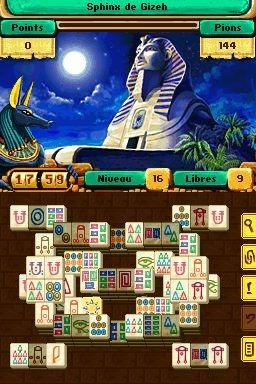 Mahjong Mysteries : Ancient Egypt