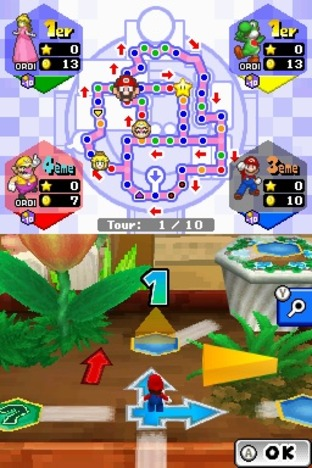 Test Mario Party DS Nintendo DS - Screenshot 144