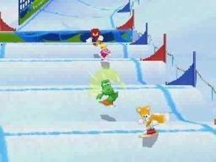 [Multi] Mario & Sonic aux Jeux Olympiques d'Hiver [NDS]