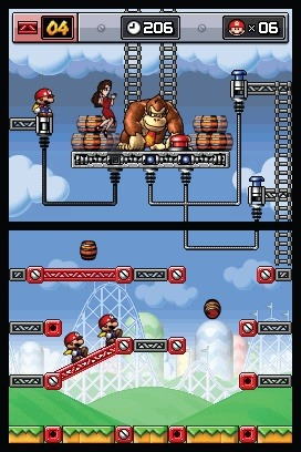 Mario vs. Donkey Kong : Pagaille à Mini-Land !