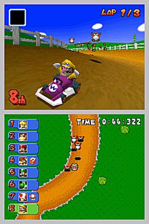 Jeux sur DS Markds026
