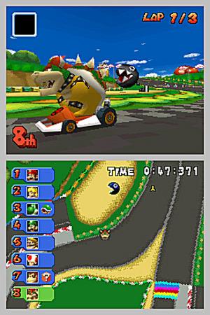Jeux sur DS Markds028