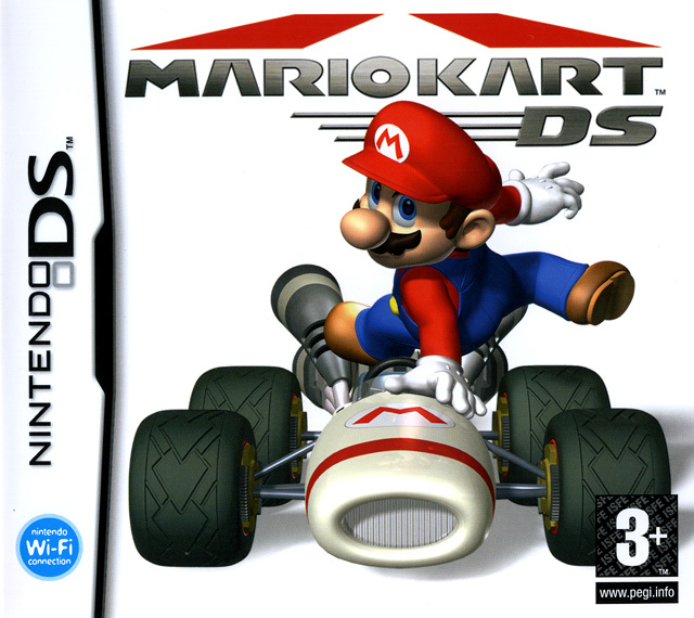 mario kart ds sur nintendo ds. Black Bedroom Furniture Sets. Home Design Ideas
