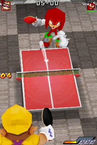 Test Mario & Sonic Aux Jeux Olympiques Nintendo DS - Screenshot 9