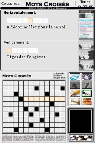 Images Mots Croisés 2 Nintendo DS - 11