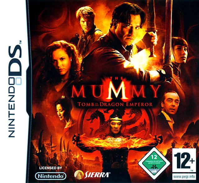 La Momie : La Tombe de l'Empereur Dragon DS