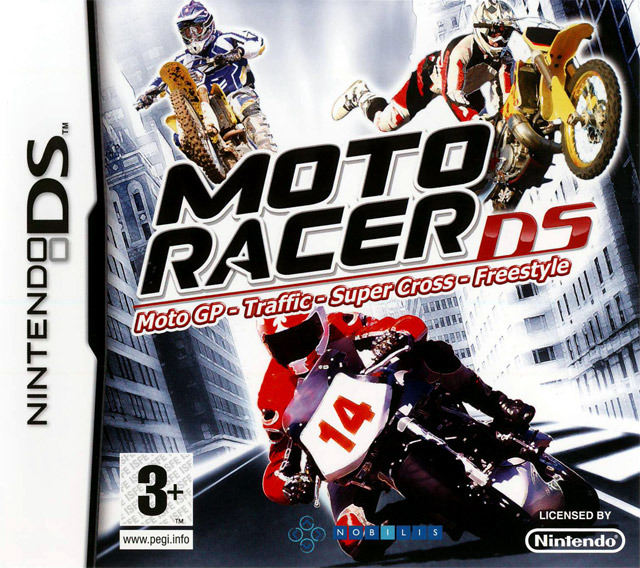 moto racer ds sur nintendo ds. Black Bedroom Furniture Sets. Home Design Ideas