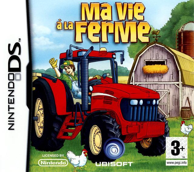 Ma Vie 224 La Ferme Sur Nintendo Ds Jeuxvideo Com