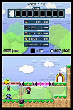 Mario vs. Donkey Kong 2 : March of the Minis