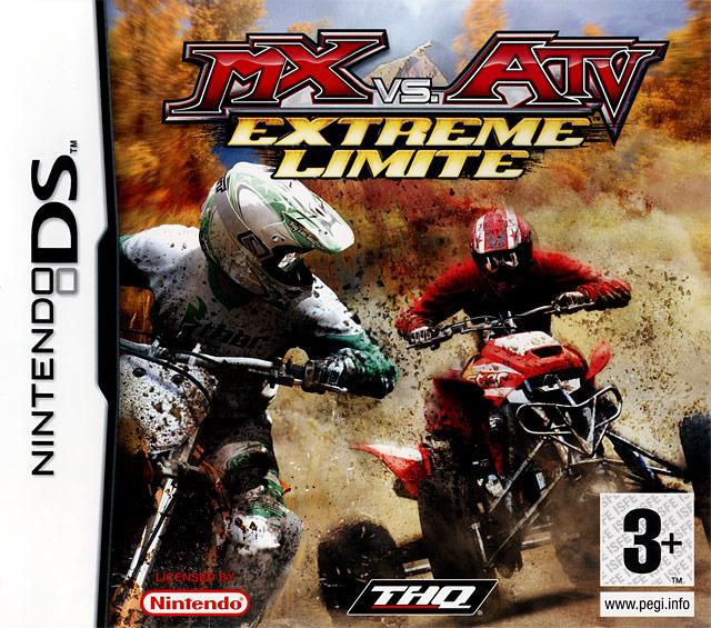MX vs ATV : Extreme Limite (E) [HF]